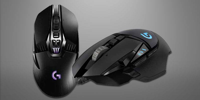 c6279852387 G900 vs G502 – Which Logitech Gaming Mouse is Better?